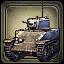 Production Stuart Light Tank