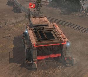 Unit Panzer-Support Kommand
