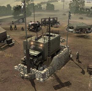 Unit HQ Command Truck