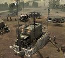 Headquarters Command Truck