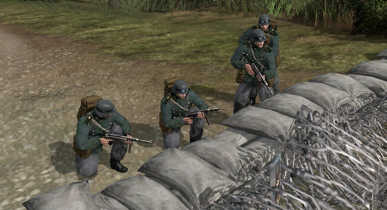 Pioneer Squad Ostheer | Company of Heroes Wiki | FANDOM powered by Wikia