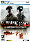 Company of Heroes: Opposing Fronts cover