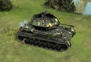 Ostwind Flakpanzer IV picture COH2 Ostheer