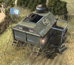 Unit Tank Depot