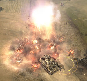 25 Pounder Gun Howitzer | Company of Heroes Wiki | FANDOM