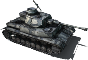 Axis sdkfz 161 panzer iv