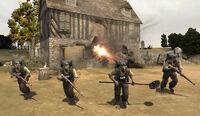 Unit Sappers Demolition Team Boom
