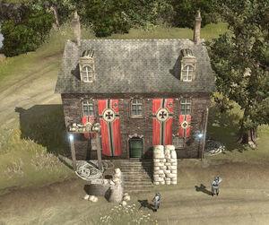 Unit Panzer Elite Headquarters
