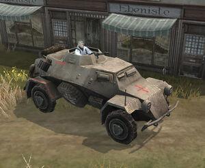 Unit Scout Car 2