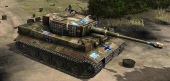 Tiger Tank 205 Company Of Heroes Wiki Fandom