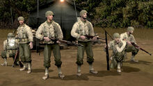 Featured Article Image about A Riflemen Squad equipped with BARs