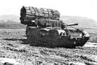 220px-Churchill VII AVRE With Fascine