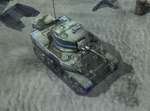 Unit Stuart Light Tank