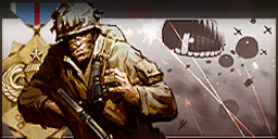 Commander Airborne Company Banner