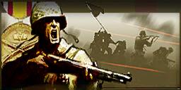 Commander Infantry Company Banner