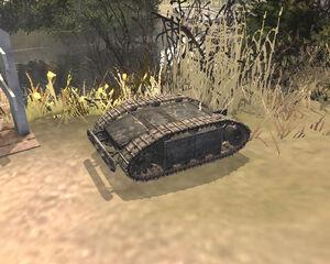 Unit Goliath Tracked Mine