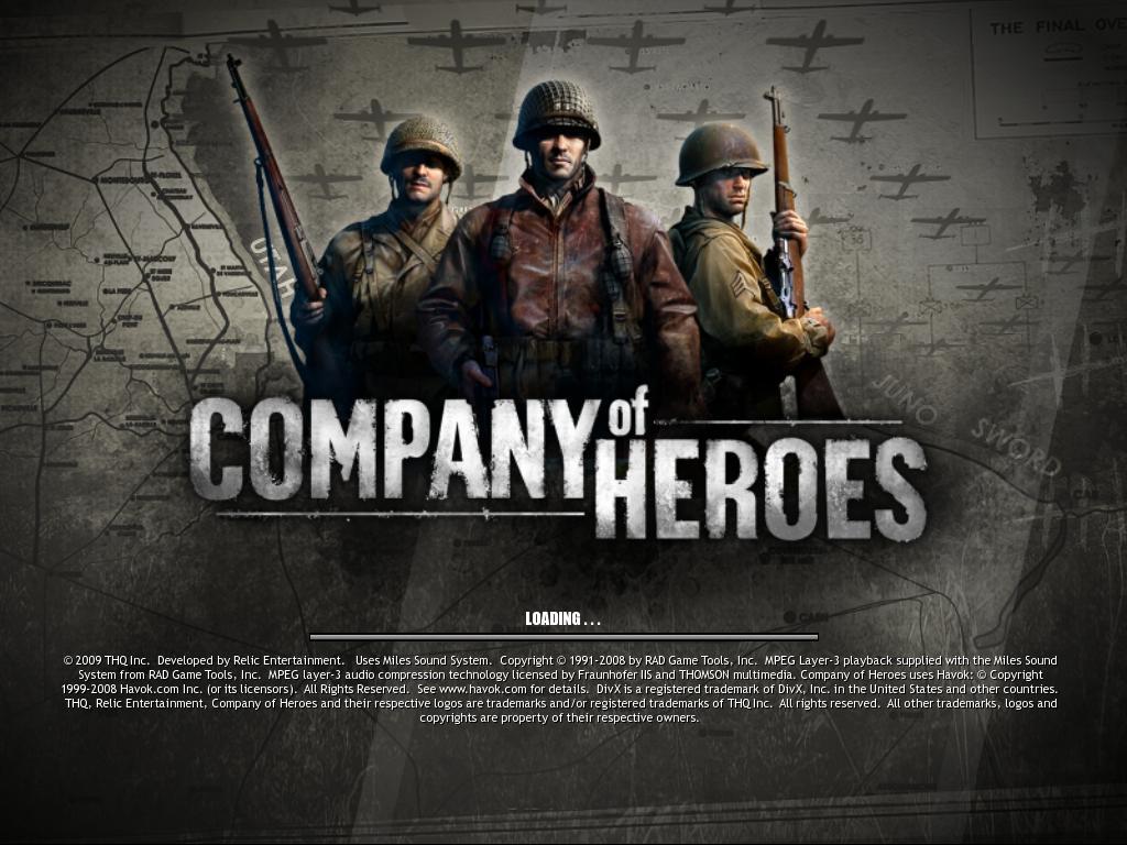 Company Of Heroes Company Of Heroes Wiki Fandom