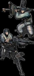 Axis mg42 heavy machine gun
