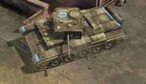 Unit Cromwell Tank