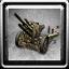 Icons vehicle german howitzer