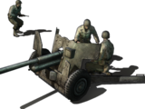 M1 57mm Anti Tank Gun