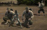 Mortar allied