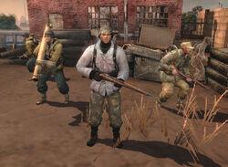Misc Panzer Elite Infantry