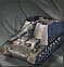 CommandAbility Hummel Self-Propelled Artillery