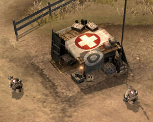 Unit Casualty Clearing Station