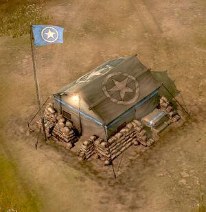 Unit Barracks