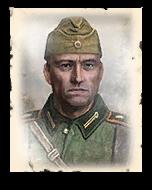 Wehrmacht Osttruppen Portrait