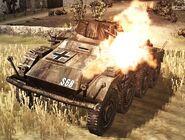 SdKfz 234 Armoured Car02