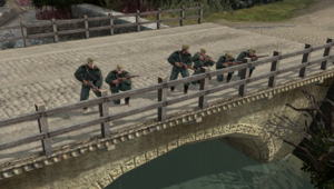Ostrruppen Squad picture COH2 Ostheer