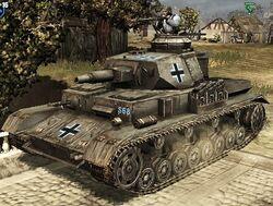 Panzer IV IST