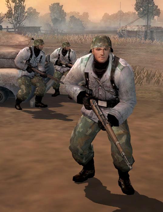 Panzer Grenadiers | Company of Heroes Wiki | FANDOM powered by Wikia