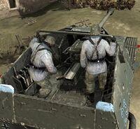 MarderIII open top gun