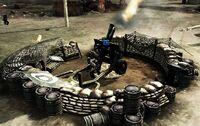 25 pounder Gun Howitzer 04