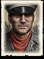 COH 2 German Commander Portrait - Festung Support
