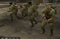 國軍單位 - 中央軍.德械步兵