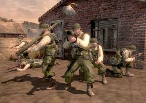 Unit Ranger Squad