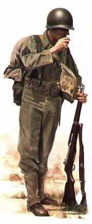 WWII soldier 2002