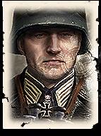 COH 2 German Commander Portrait - Blitzkrieg Doctrine