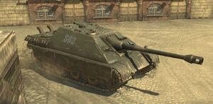 Unit Jagdpanther