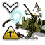COH 2 Commander Ability Icon - Defensive Operations