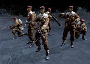 Unit Commandos