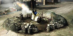 25 pounder Gun Howitzer 02
