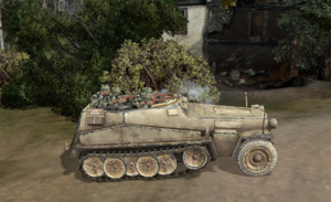 Mechanized Grenadiers Group picture COH2 Ostheer