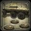 Ability Armored Car Mine Drop