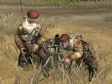 Mortar Commandos