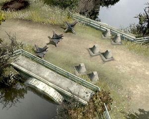 Unit Tank Traps